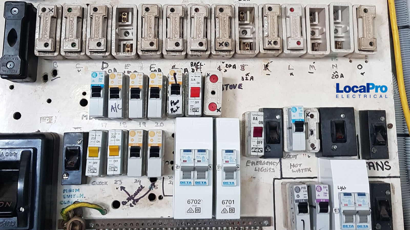 switchboard repairs emergency electrician melbourne localpro
