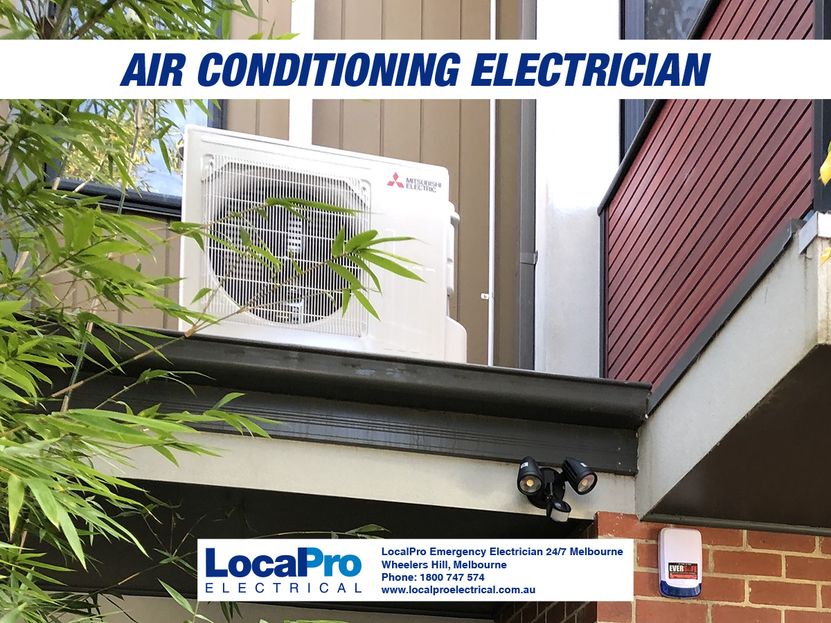 electrician oakleigh air conditioning oakleigh