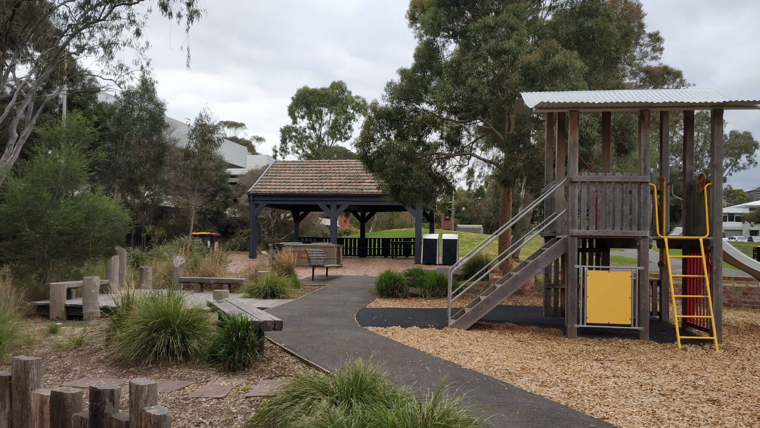 play ground oakleigh